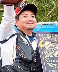 田揚清明選手 顔写真